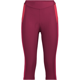 VAUDE Advanced III Pantalon 3/4 Femme, passion fruit